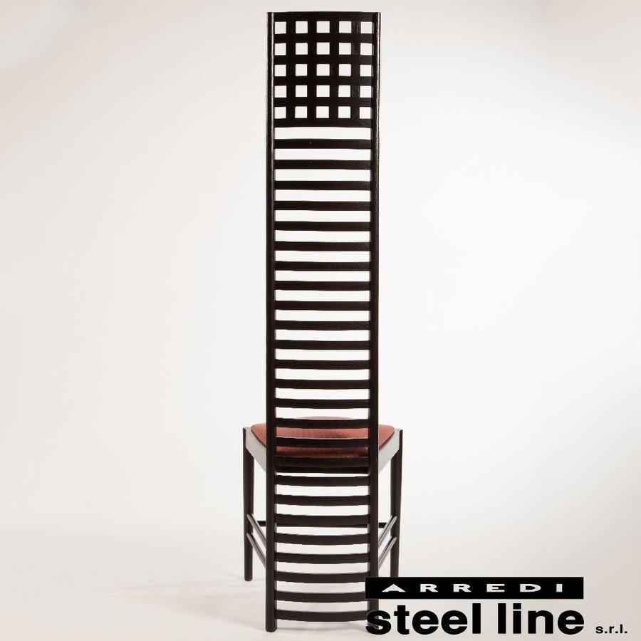 ヒルハウス マッキントッシュ ラダーバックチェア イタリア製 furniture-direct 09