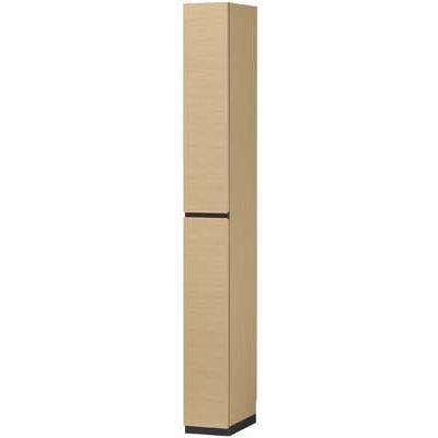 エントランス壁面収納組立家具 シューズラック 幅26〜30cm 高さ180cm 高さ180cm