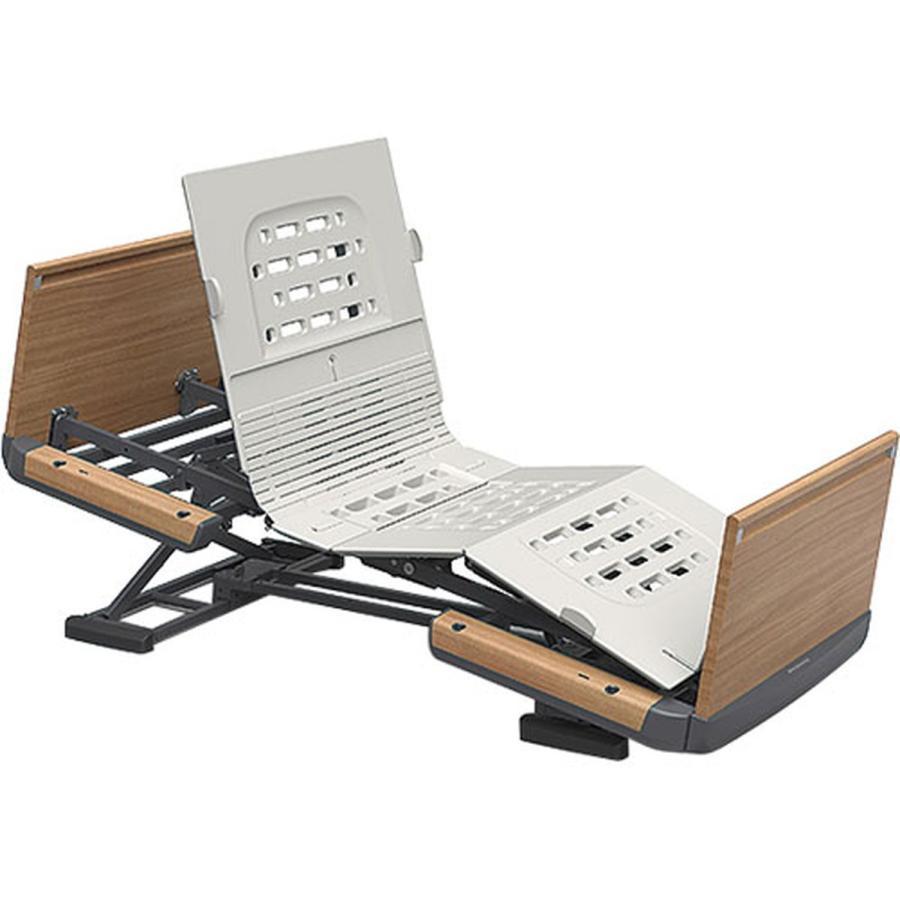 楽匠Z 1モーション 木製ボード 脚側 高 / KQ-7113 83cm幅 レギュラー 1台