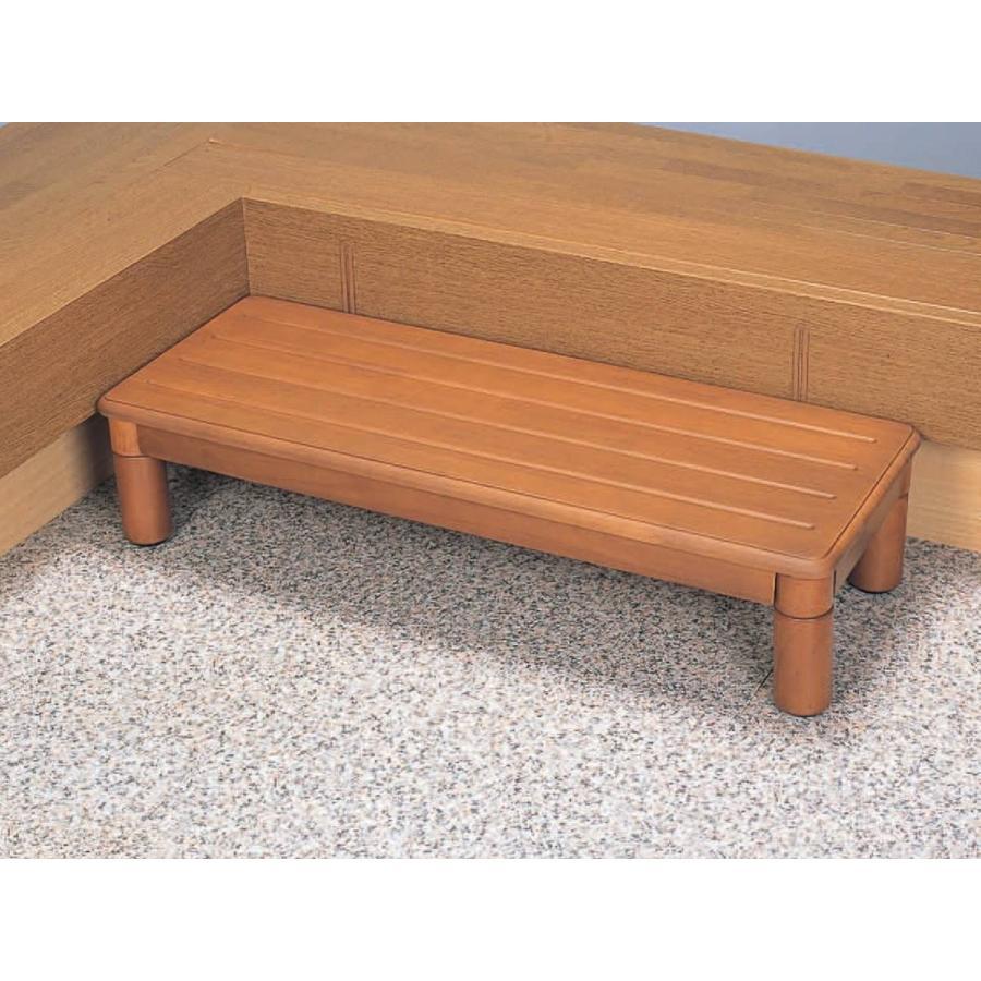 木製玄関ステップ1段ワイド900 木製玄関ステップ1段ワイド900