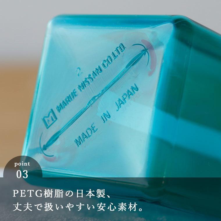 詰め替えボトル 日本製 シャンプーボトル「ペコロ Pecolo」3本セット【ディスペンサー シャンプーボトル おしゃれ セット 詰替えボトル シャンプー 詰め替え】|furo|06
