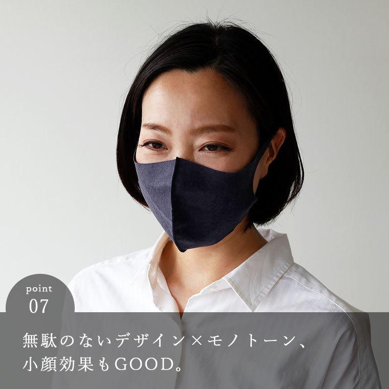【メール便送料無料】マスク「BATHLIER」おふろやさんがつくった、お風呂で洗えるマスク【同梱不可 郵送 MASK 不織布 超高密度 UVカット】 furo 12