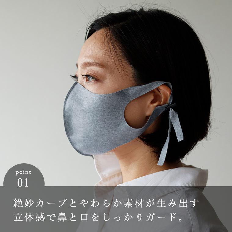 【メール便送料無料】マスク「BATHLIER」おふろやさんがつくった、お風呂で洗えるマスク【同梱不可 郵送 MASK 不織布 超高密度 UVカット】 furo 05