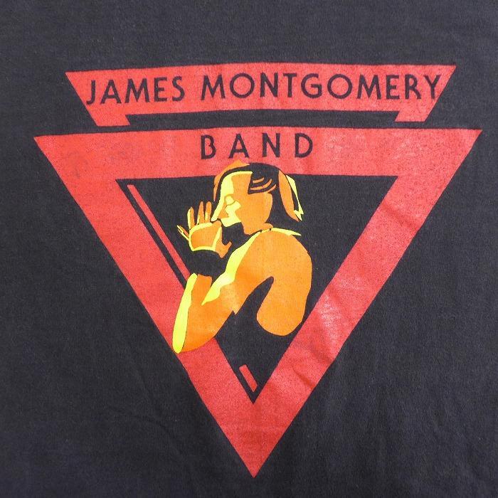 L/古着 半袖 ビンテージ ロック バンド Tシャツ 00s ジェームズ ...