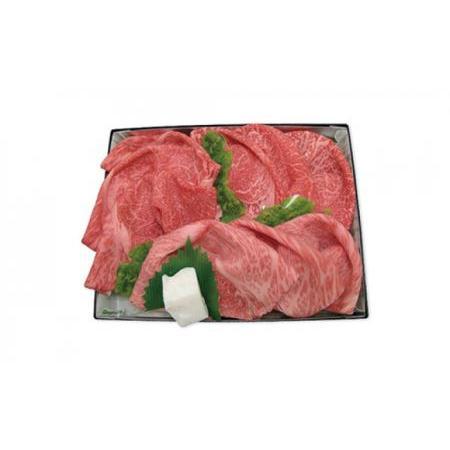 ふるさと納税 極上但馬牛 すき焼きセット【1kg】 兵庫県豊岡市