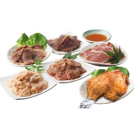 ふるさと納税 【これは贅沢すぎる·!】超豪華6種の焼肉ボリュームセット 北海道赤平市