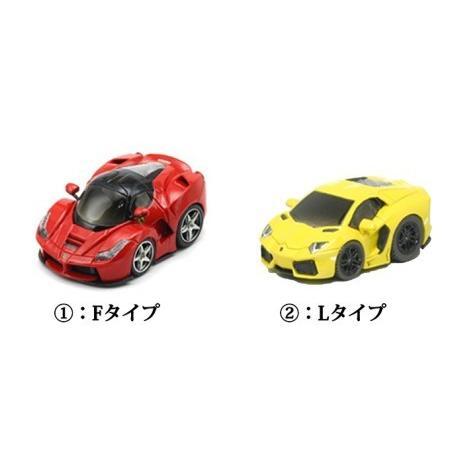 ふるさと納税 ·車好き注目!·オリジナルデフォルメカー (2):Fタイプ 北海道登別市