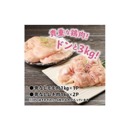 ふるさと納税 A29175 鶏肉にうるさい大分で生まれたブランド鶏!豊後どり(3kg)・通 大分県国東市|furunavi|03