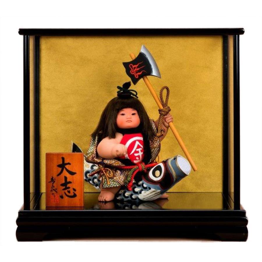 金太郎と鯉:寿喜代作