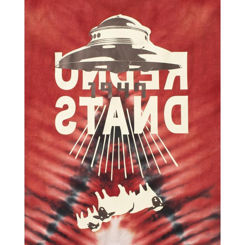 特別価格 YUKIDYE×SEVESKIG×TEXTA8000 UNDERSTAND ダイダイTシャツ fusion 12