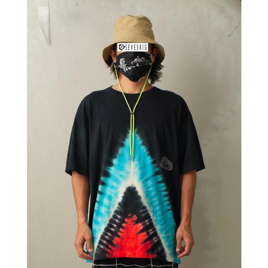 特別価格 YUKIDYE×SEVESKIG×TEXTA8000 UNDERSTAND ダイダイTシャツ fusion 05