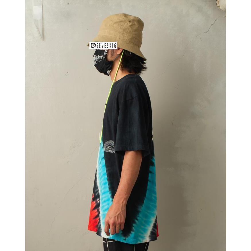 特別価格 YUKIDYE×SEVESKIG×TEXTA8000 UNDERSTAND ダイダイTシャツ fusion 06