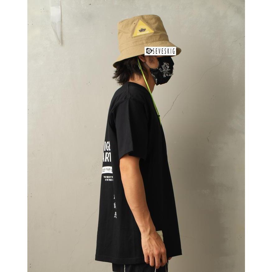 SEVESKIG / セヴシグ KOICHIRO TAKAGI × SEVESKIG EAT THEM ALL 刺繍/Tシャツ fusion 07