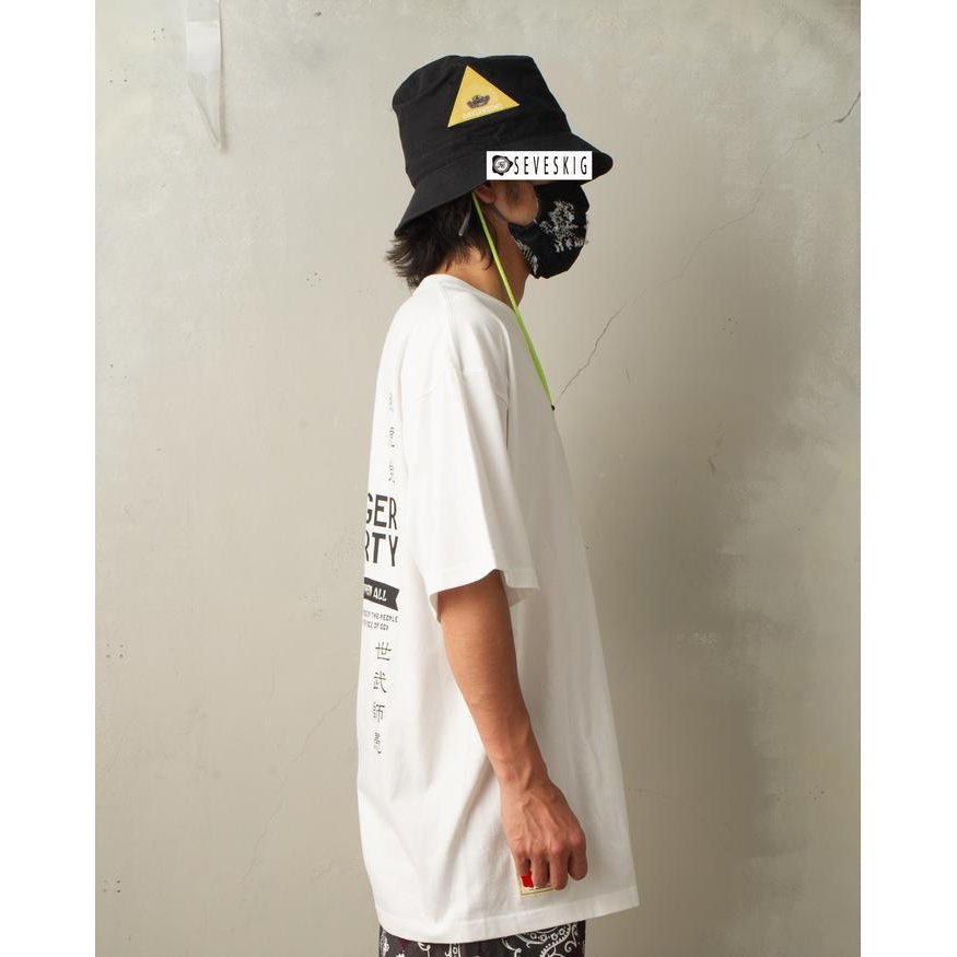 SEVESKIG / セヴシグ KOICHIRO TAKAGI × SEVESKIG EAT THEM ALL 刺繍/Tシャツ fusion 09