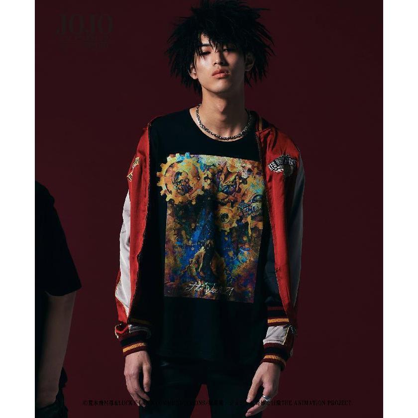glamb・グラム ザ・ワールド T The World T JOJO ジョジョ DIO Tシャツ 2021/vol.4|fusion