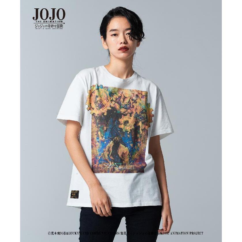 glamb・グラム ザ・ワールド T The World T JOJO ジョジョ DIO Tシャツ 2021/vol.4|fusion|02