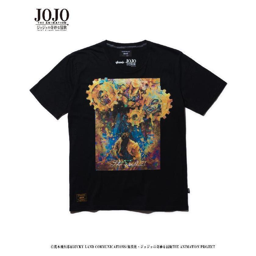 glamb・グラム ザ・ワールド T The World T JOJO ジョジョ DIO Tシャツ 2021/vol.4|fusion|11