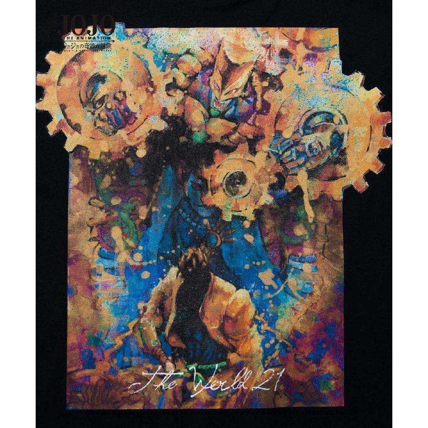 glamb・グラム ザ・ワールド T The World T JOJO ジョジョ DIO Tシャツ 2021/vol.4|fusion|12
