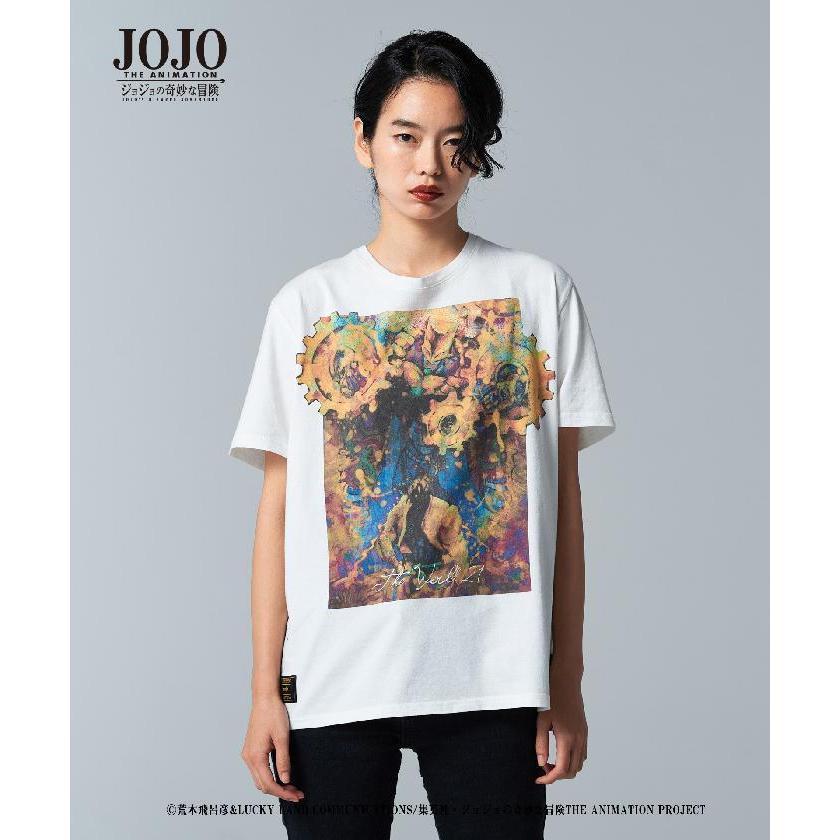glamb・グラム ザ・ワールド T The World T JOJO ジョジョ DIO Tシャツ 2021/vol.4|fusion|03