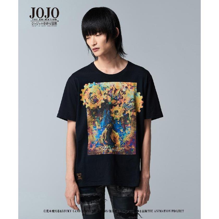glamb・グラム ザ・ワールド T The World T JOJO ジョジョ DIO Tシャツ 2021/vol.4|fusion|04