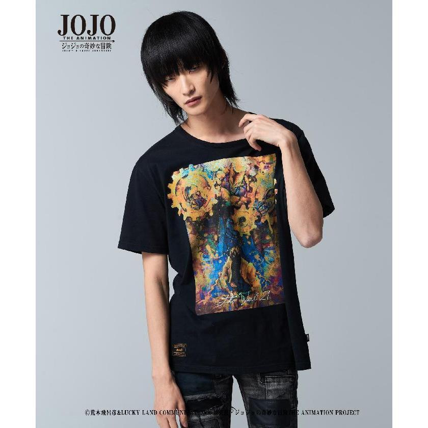 glamb・グラム ザ・ワールド T The World T JOJO ジョジョ DIO Tシャツ 2021/vol.4|fusion|05