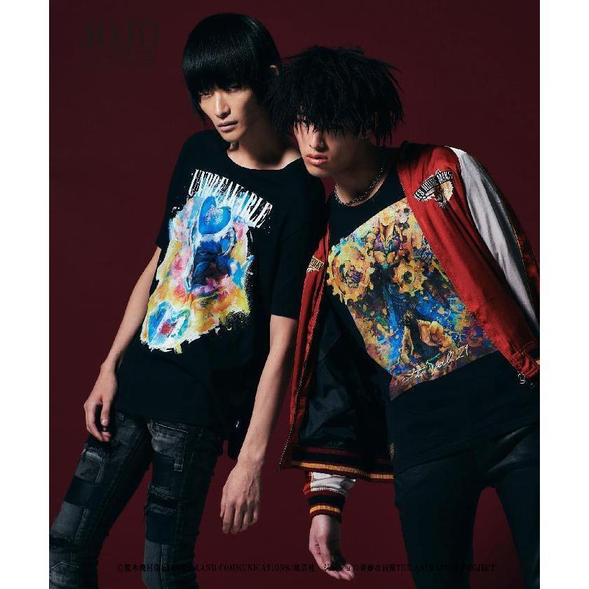 glamb・グラム ザ・ワールド T The World T JOJO ジョジョ DIO Tシャツ 2021/vol.4|fusion|07