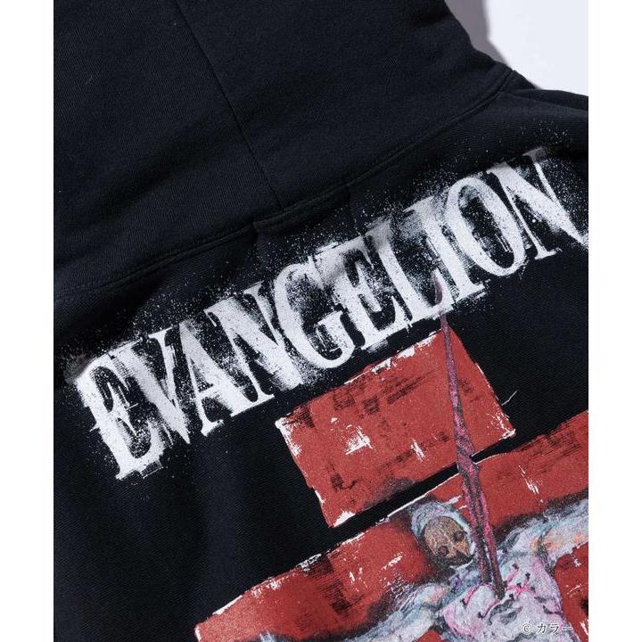 glamb × EVANGELION エヴァンゲリオン Lilith hoodie リリス フーディー fusion 12