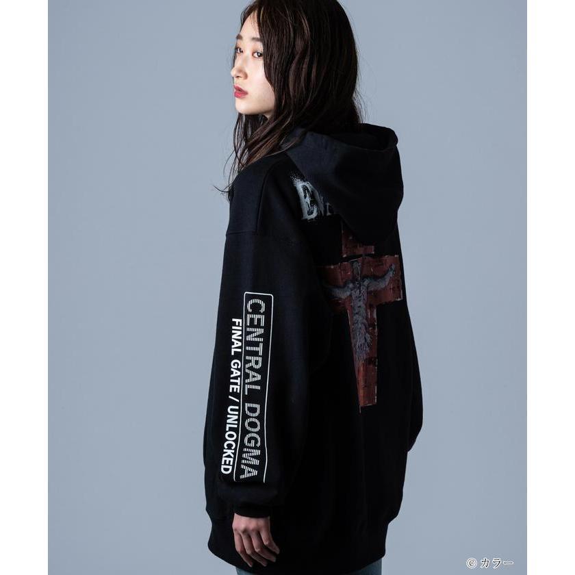glamb × EVANGELION エヴァンゲリオン Lilith hoodie リリス フーディー fusion 05