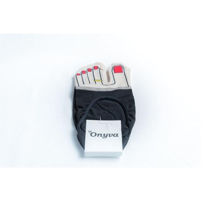 Onyva・オニヴァ 足袋タイプ/フットカバー・足指モチーフ|fusion|03