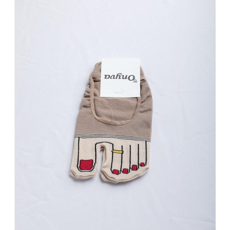 Onyva・オニヴァ 足袋タイプ/フットカバー・足指モチーフ|fusion|08