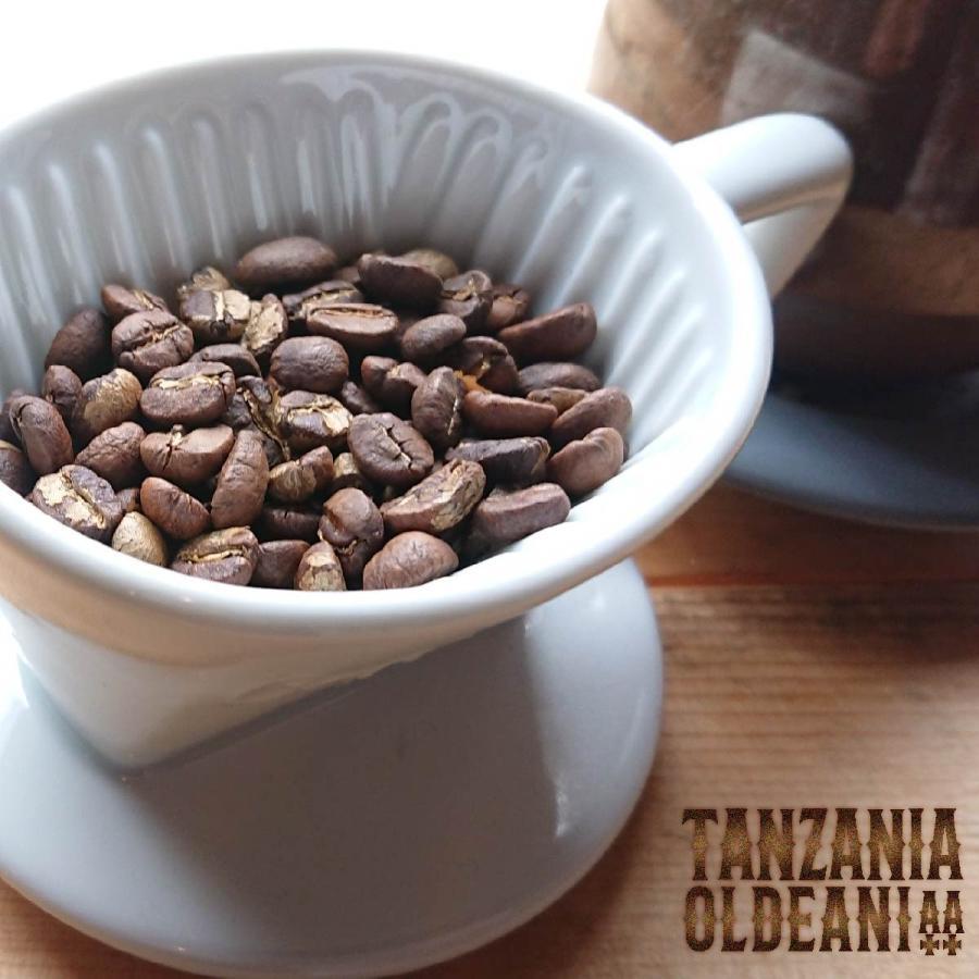 〈浅煎〉タンザニア  ※100g単位 fusukucoffee 03