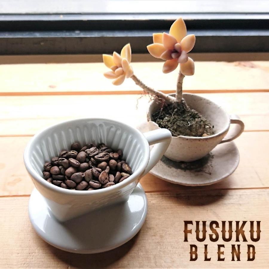 〈中煎〉フスクブレンド ※100g単位 fusukucoffee 02