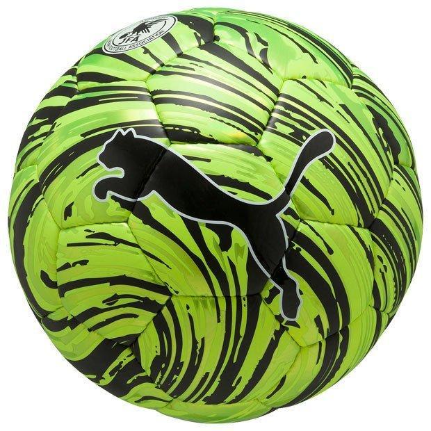 プーマ PUMA ショックボールSC 083613-02 本店 イエロー 4号球 サッカーボール JFA検定球 発売モデル