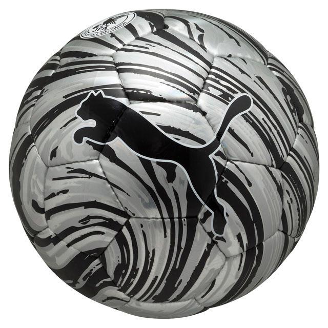ショップ プーマ PUMA ショックボールSC 083613-03 サッカーボール JFA検定球 4号球 ホワイト ブラック 限定タイムセール