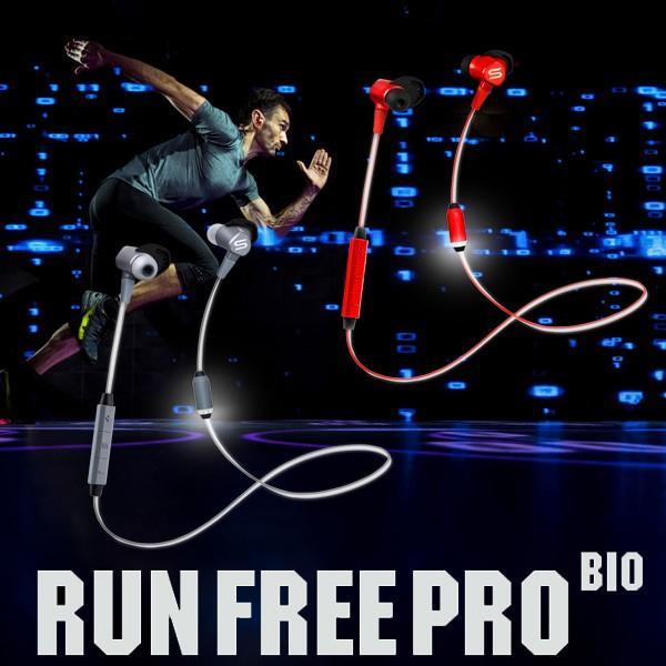 RUN FREE PRO BIO モダニティー SOUL イヤホン ランニング ワークアウト スポーツイヤホン イヤフォン H440