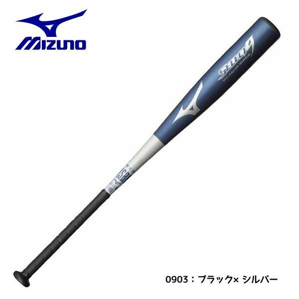 2018年NEWモデル ミズノ mizuno セレクトナイン 軟式用 金属製バット 1CJMR13184 軟式野球 バット