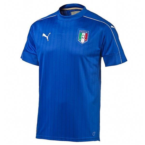 プーマ PUMA 2016 イタリア代表 ホーム 748933-01 サッカー レプリカユニフォーム 半袖