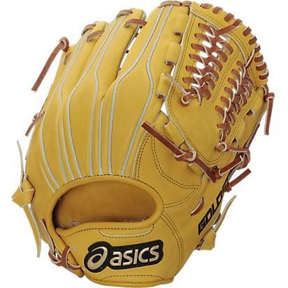 アシックス  野球 軟式用グローブ 内野手用  ゴールドステージ スピードテックQR BGR5LH LH(右投用)