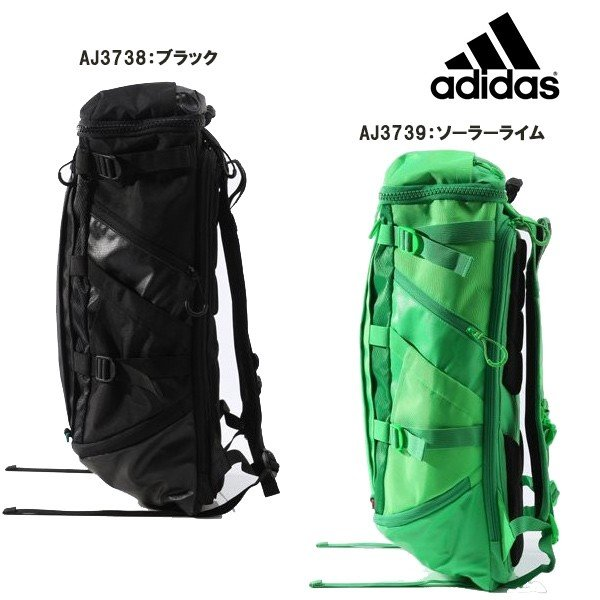 アディダス adidas OPS オプス BHG79 バックパック リュック 26L AJ3738 AJ3739 部活 通学|futabaharajuku|03