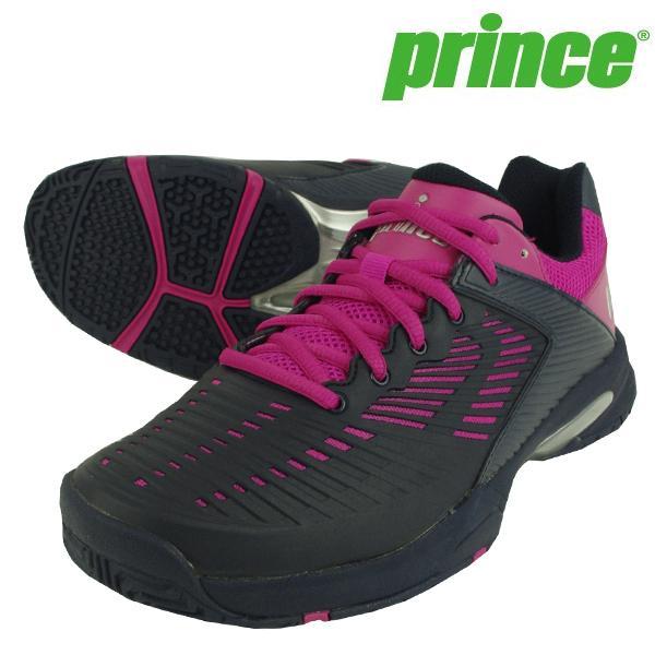 プリンス Prince WIDE LITE CG DPSWC1M-305 レディース テニスシューズ クレー・オムニコート用 軽量 幅広