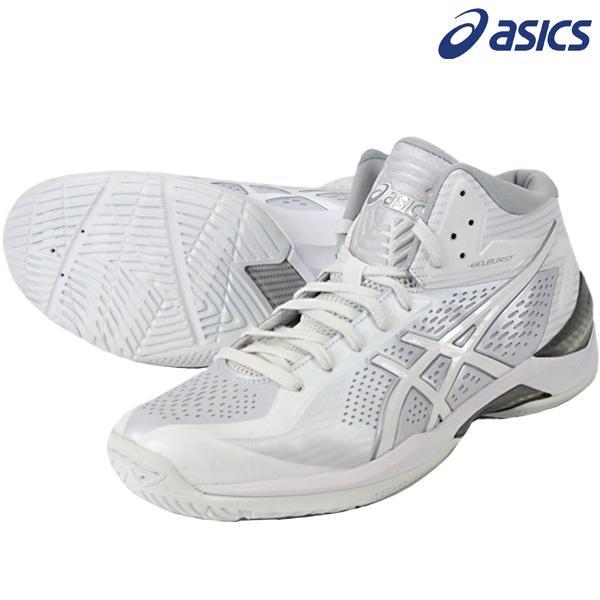 ネーム入れ無料 アシックス ASICS ゲルバースト 20TH TBF21G-0100 レーザーマーク無料サービス バスケットボール バッシュ シューズ バスケ