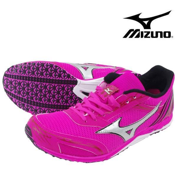 ミズノ MIZUNO レディース ランニングシューズ ウェーブエキデン11 UG1D1725 05 軽量 マラソン レーシング