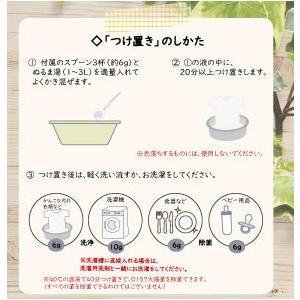 多目的洗剤 クリヤーママファイン 10g|futagochan|03