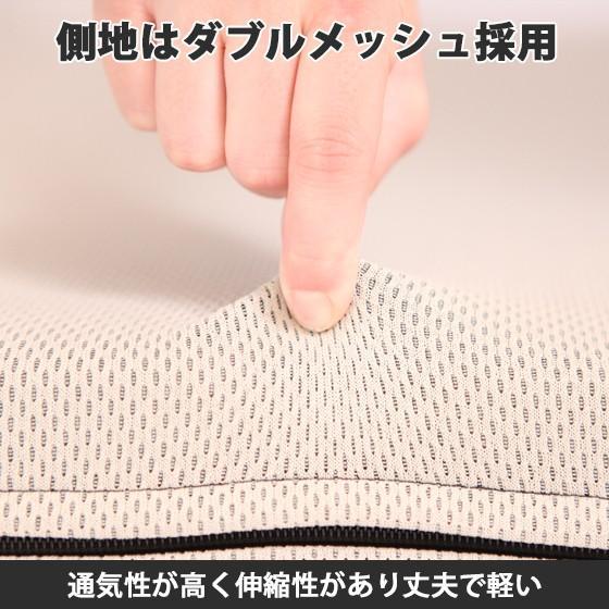 高反発マットレス エイプマンパッド310(シングル)ミッドグレー futon-king 04