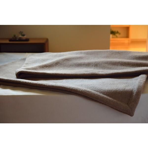 京都西川 ローズカシミヤ毛布 シングル 140×200cm 日本製 CKR-10002