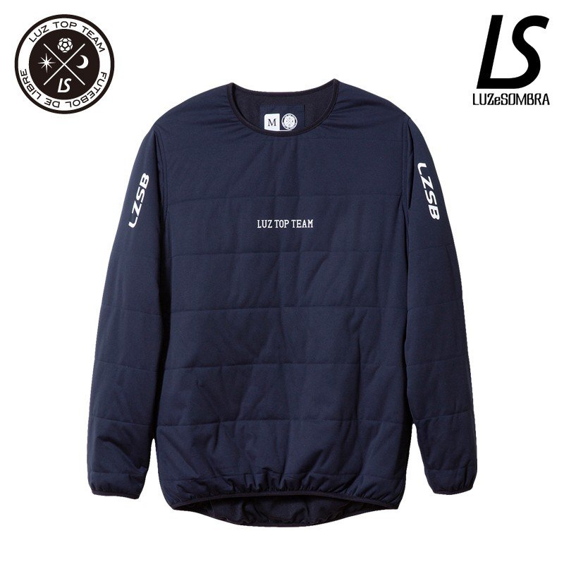 LUZeSOMBRA/ルースイソンブラ LTT THERMOLITE PULLOVER TOP/中綿トップス(T1811210)