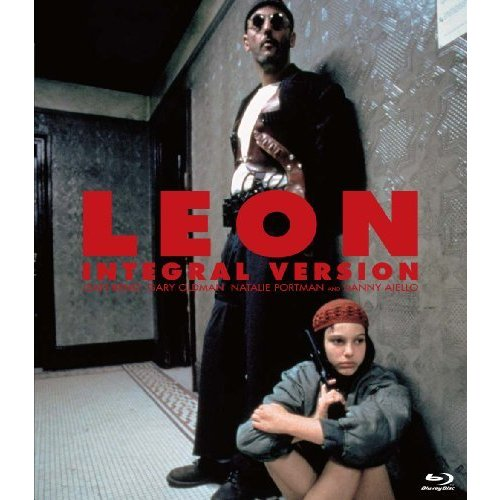 レオン 完全版 Blu-ray