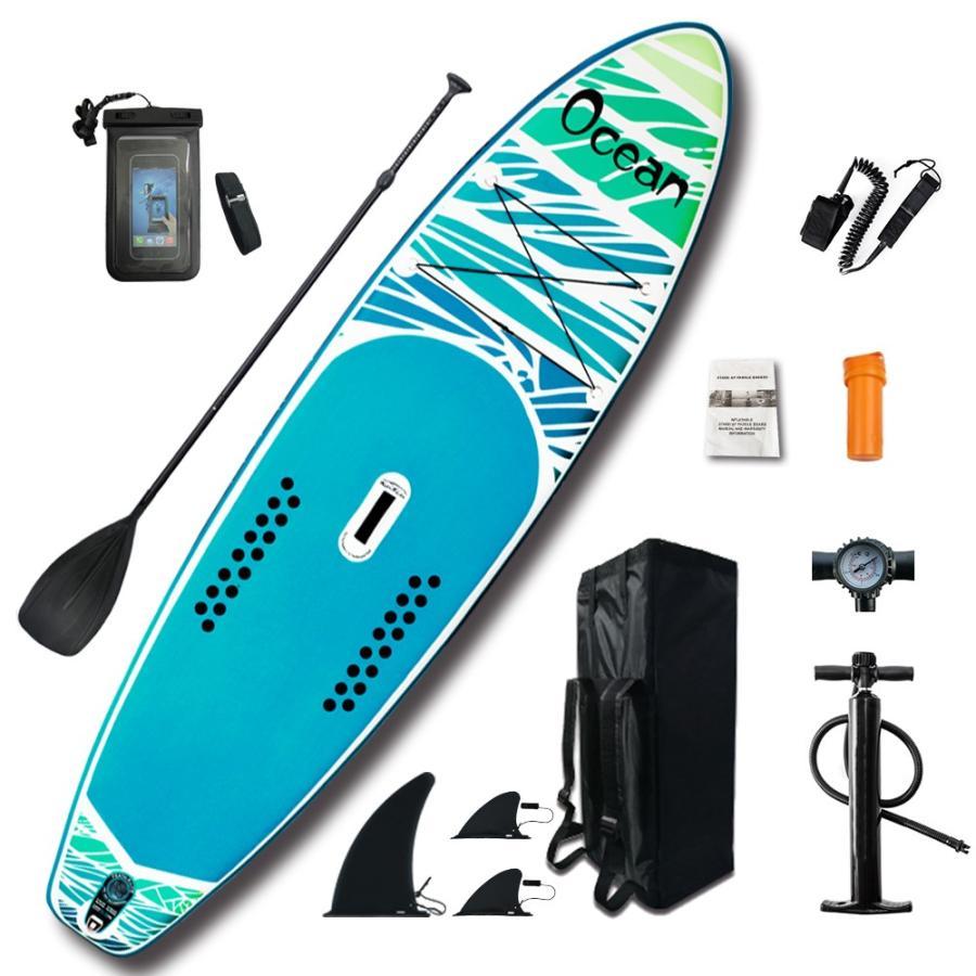 MORGEN SKY SUP サップ サップボード インフレータブル スタンドアップパドルボード 全アクセサリー付き 積載重量150kg 夏 海 釣り パドルボード SUP01