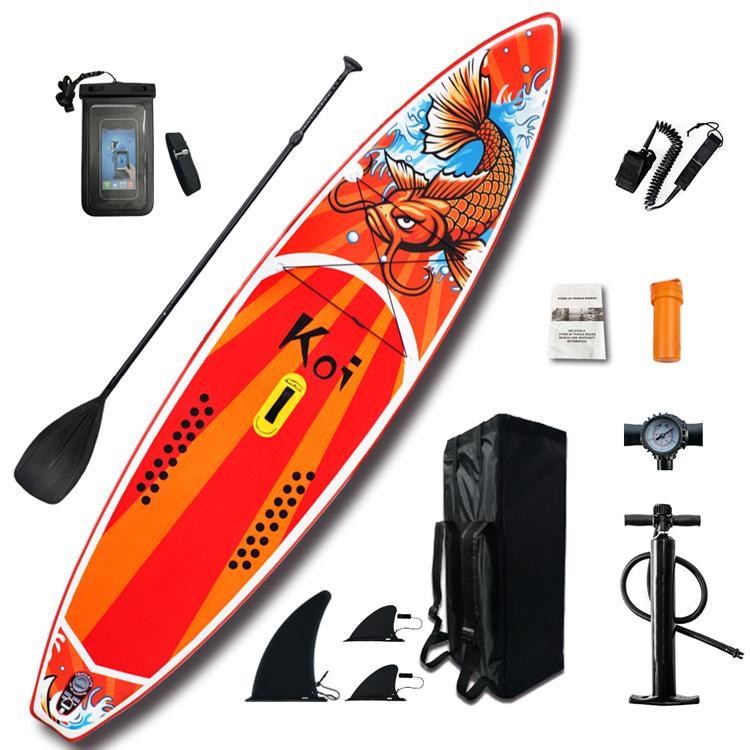 MORGEN SKY SUP サップ インフレータブル スタンドアップパドルボード サップボード 全アクセサリー付き 長350cm 84cm 厚15cm 積載重量150kg 夏 海 釣り SUP03
