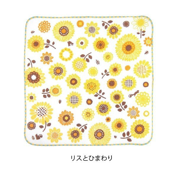 タオル ハンカチ 消臭 清潔 女子 日本製 綿100% かわいい 乙女の可憐なハンカチ|fuzei-kyoto|08